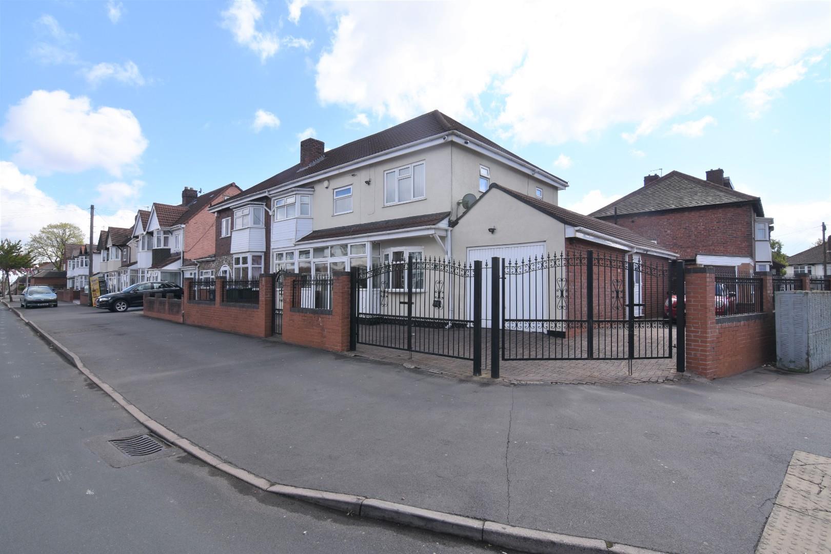 Frank Road, Smethwick