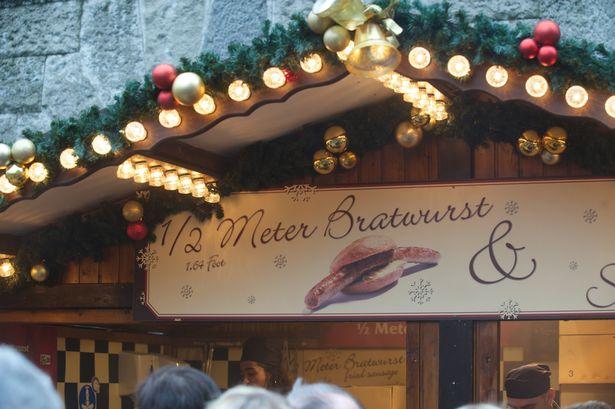 birmingham christmas market 2015