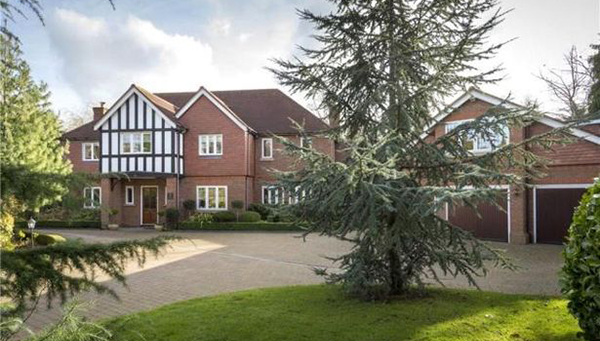 Most expensive home in Solihull