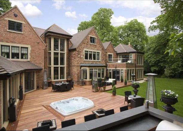luxury home in Birmingham