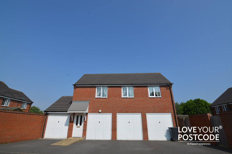 A property Love Your Postcode is selling on Cardiff Grove in Marston Green