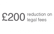 £200 reduction on legal fees