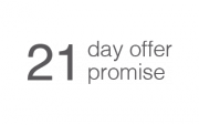 21 day offer promise