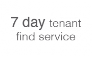 7 day tenant find services