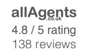Rated 4.8/5 over 138 reveiews on allAgents