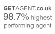 Achieving 98.7% of the asking price on average in the last 6 months according to GetAgent.co.uk