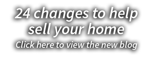 24 things to change to help sell your home - Blog