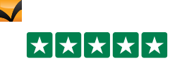 Love Your Postcode is rated 5 star by Trust Pilot