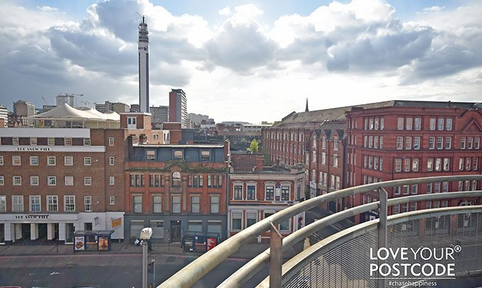 Supply & Demand means Birmingham Property Values Rose by 6.1% in the Last Year