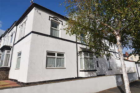 Property we sold on Linden Road