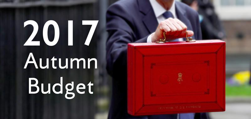Autumn Budget November 2017