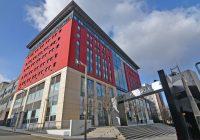 Birmingham Mailbox Apartments