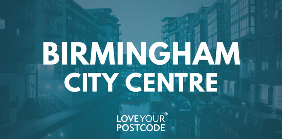 Why Birmingham city centre is a great place to live