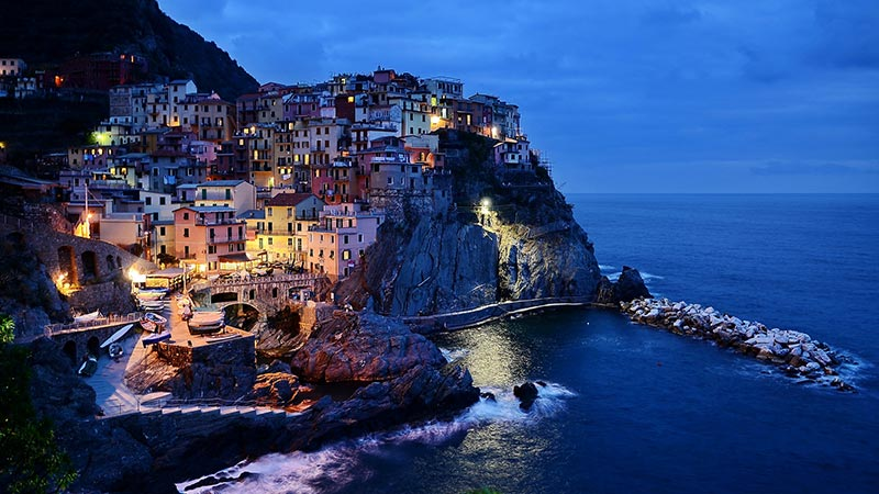 Best city to visit in Italy - Cinque Terre