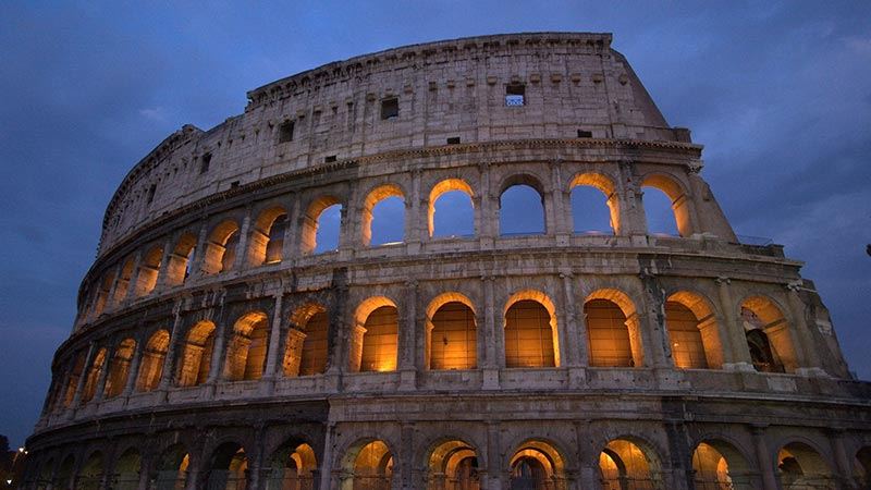 Best city to visit in Italy - Rome
