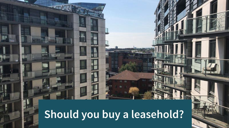 Should you buy a leasehold property