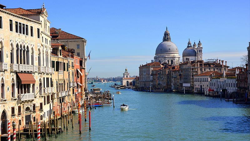 Best city to visit in Italy - Venice