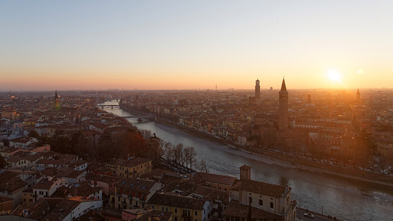 Best city to visit in Italy - Verona