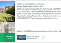 What is a Rightmove premium listing?