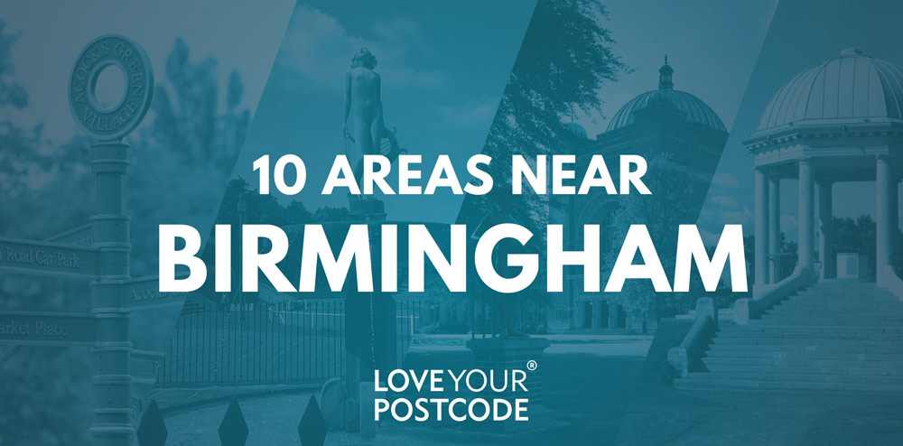 10 towns and villages to live near Birmingham