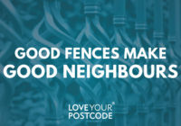 Good fences make good neighbours