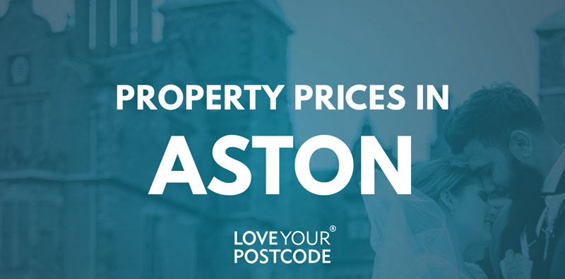 house prices in aston