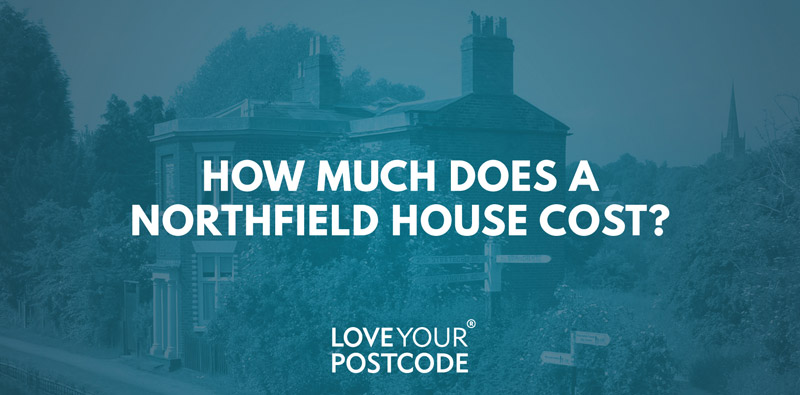 How much does a house cost in Northfield