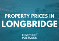 How much does a house cost in Longbridge?