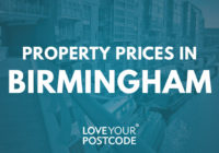 How much does a house cost in Birmingham?