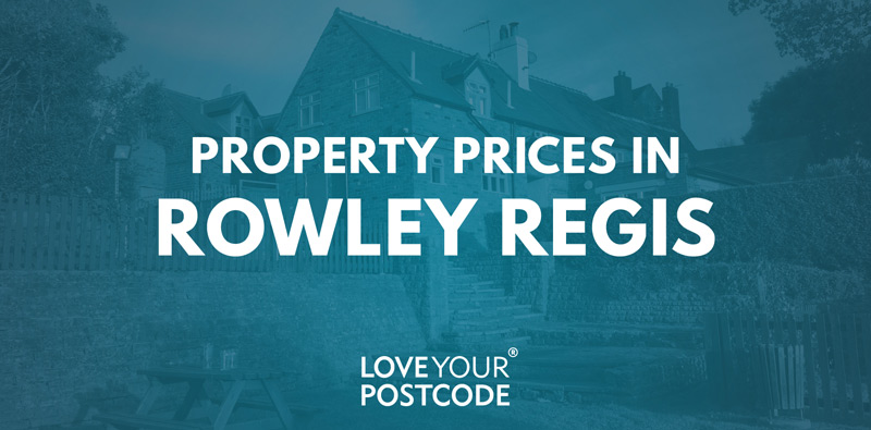 Estate agents in Rowley Regis