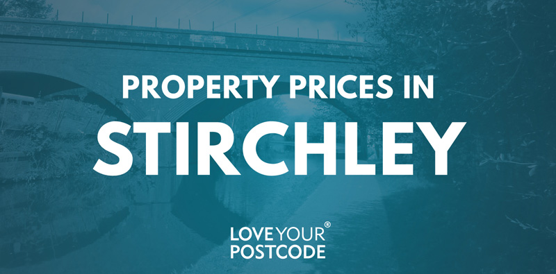 Estate agents in Stirchley