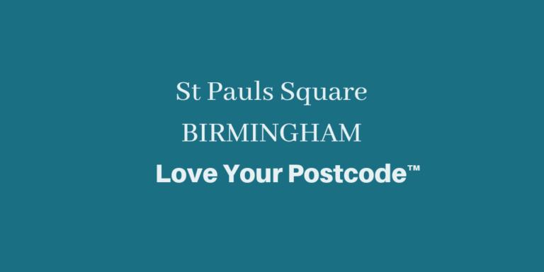 St Pauls Square Birmingham