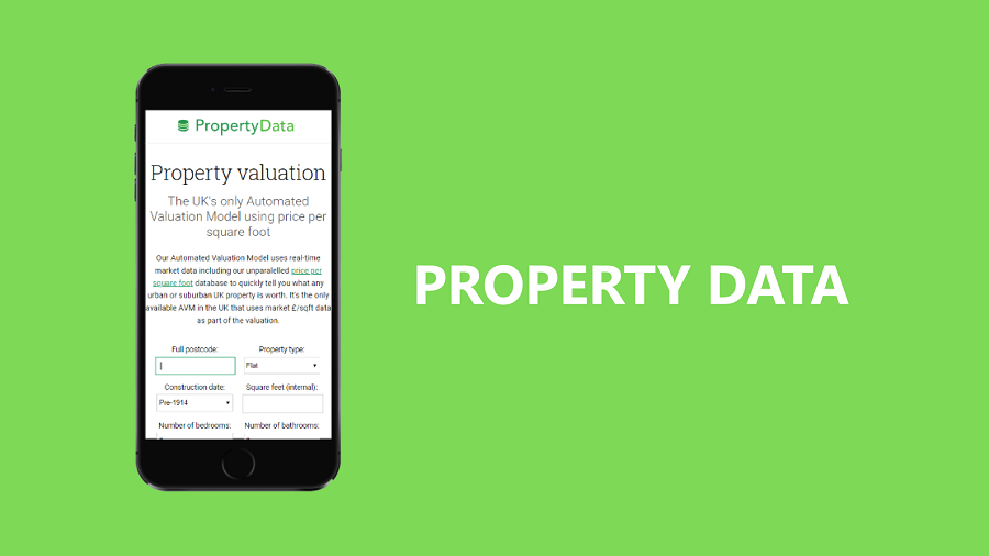 property data house valuation tool