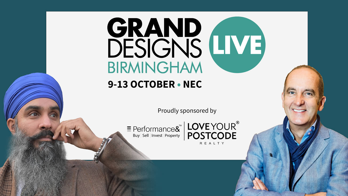 Great Designs Live