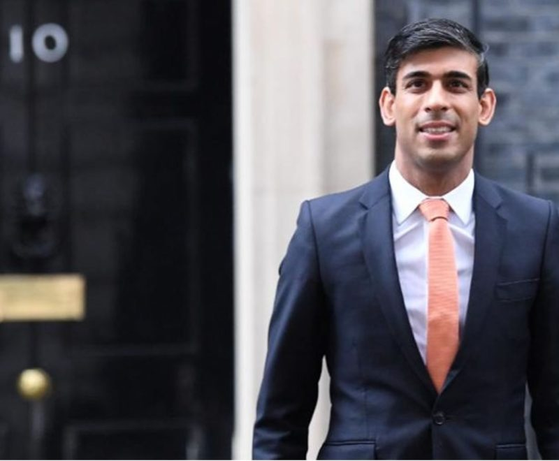 Rishi Sunak confirms stamp duty 'holiday' on homes up to £500,000